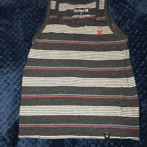 Size-3T Hurley tank top